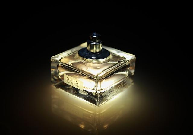 Wybór perfum dla kobiety